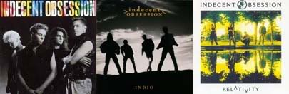 Indecent Obsession Discography